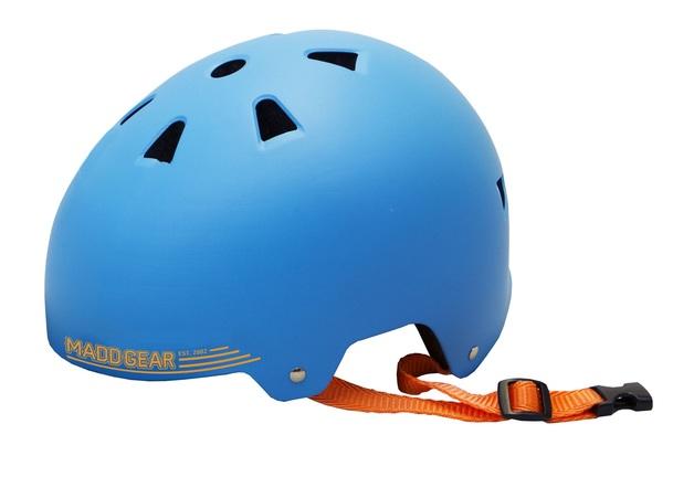 MADD Gear: Multi-Sport Helmet - Medium/Large (Blue)