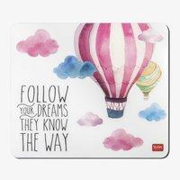 Legami: Mousepad - Follow Your Dreams