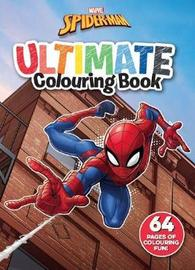 Spider-Man: Ultimate Colouring Book image