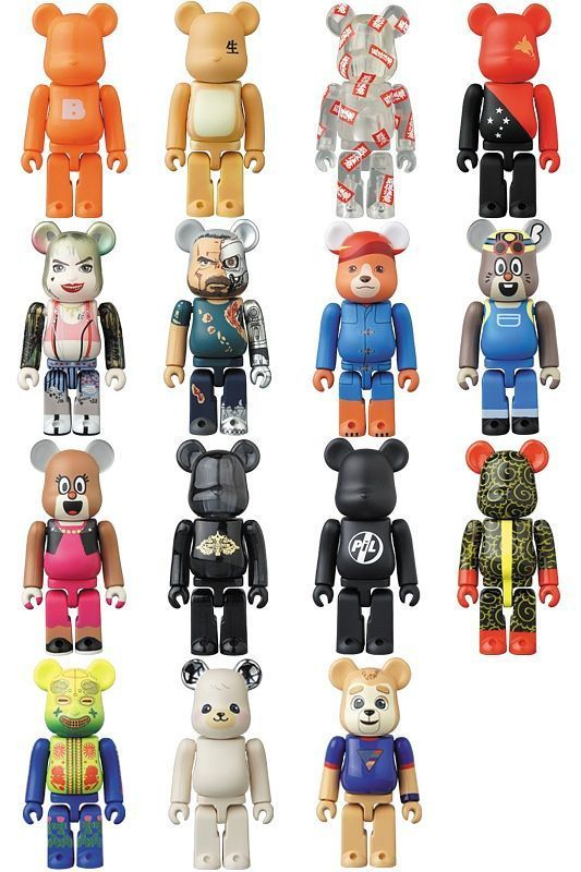 Be@rbrick: Series 39 - Blind Box
