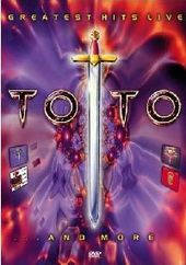 Toto - Greatest Hits Live... And More  on DVD