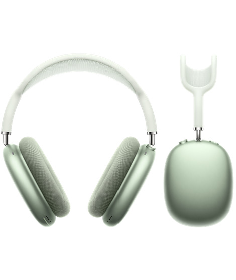 Apple AirPods Max Wireless Noise-Cancelling Over Ear Headphones - Green