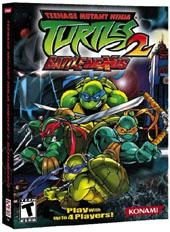 Teenage Mutant Ninja Turtles 2: BattleNexus for PC Games