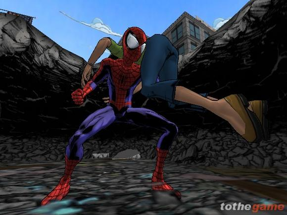 Ultimate Spider-Man for Xbox image