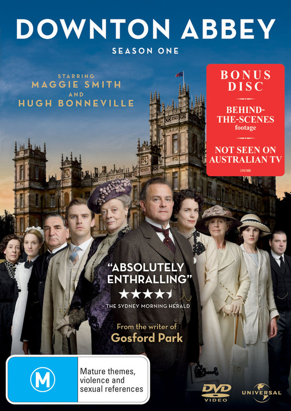 Downton Abbey - Season One on DVD