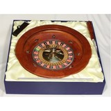 Dal Rossi Deluxe Roulette Wheel 13""