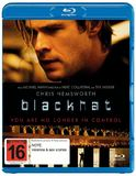 Blackhat on Blu-ray