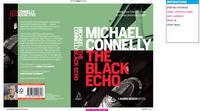 The Black Echo by Michael Connelly image