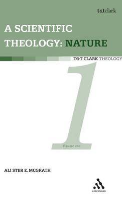 A Scientific Theology: Vol 1 by Alister E McGrath image