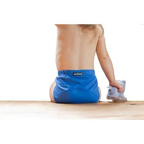 Snazzipants Training Pants Large - Blue image