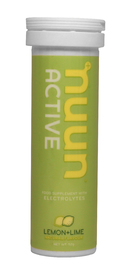 Nuun Active Hydration Tablets Lemon Lime