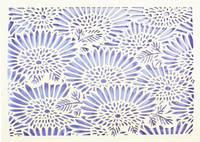 Blossom Laser Cut Note Cards (10 Cards/Envelopes)