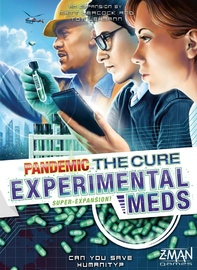 Pandemic: The Cure - Experimental Meds Expansion image