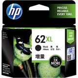 HP 62XL Ink Cartridge C2P05AA - High Yield (Black)