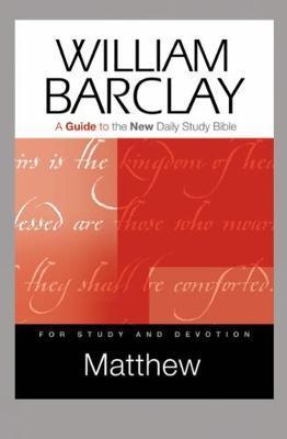 Matthew by William Barclay
