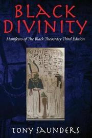 Black Divinity by Tony Saunders image