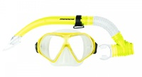 Mirage: S29 Tropic - Adult Mask & Snorkel Set (Yellow)