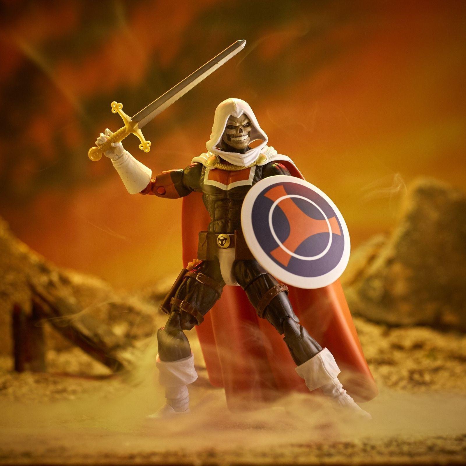 """Marvel Legends: Taskmaster - 6"""" Action Figure image"""