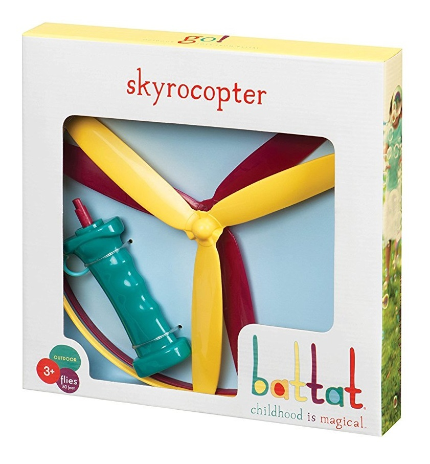 Battat - Flying Skyrocopter image