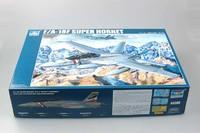 Trumpeter 1/32 F/A-18F Super Hornet - Scale Model
