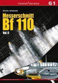 Messerschmitt Bf 110 Vol. II by Maciej Noszczak