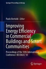 Improving Energy Efficiency in Commercial Buildings and Smart Communities