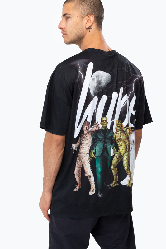 Just Hype: Mens T-Shirt - Monster Squad Script L