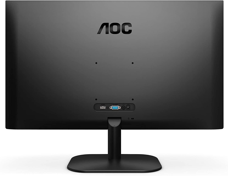 "23.8"" AOC Ultra Slim Monitor image"