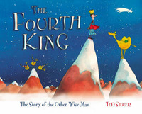 The Fourth King by Ted Sieger image