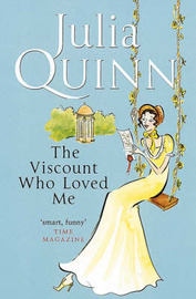The Viscount Who Loved Me by Julia Quinn image