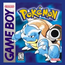 Pokemon (Blue)