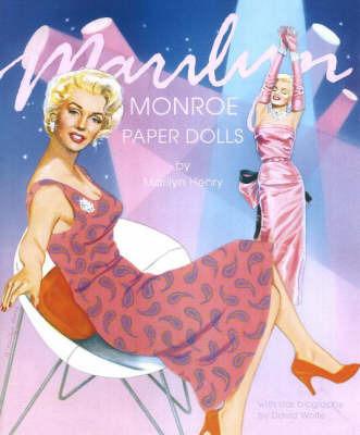 Marilyn Monroe Paper Dolls by Jenny Taliadoros image