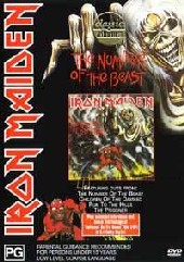 Iron Maiden - The Number Of The Beast on