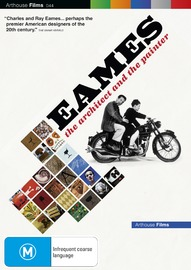 Eames: The Architect & the Painter on DVD