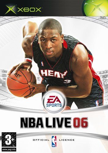 NBA Live 06 for Xbox