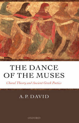 The Dance of the Muses by A.P. David