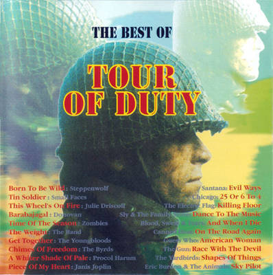 Tour Of Duty Best Of by Soundtrack