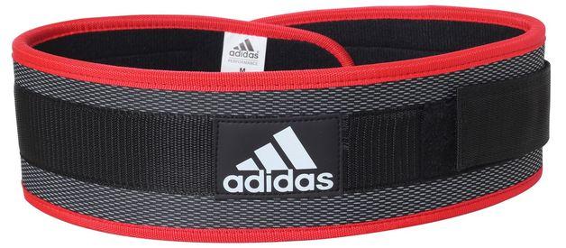 Adidas Deluxe Nylon Lumbar Belt Medium