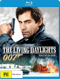 The Living Daylights (2012 Version) on Blu-ray