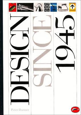 Design Since 1945 by Peter Dormer image