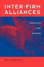Interfirm Alliances by Bart Nooteboom image