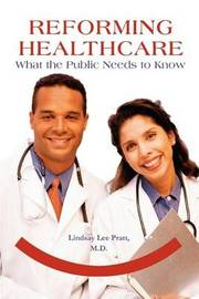 Reforming Healthcare by Lindsay Lee Pratt image