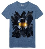 Halo: Master Chief Prisms T-Shirt (X-Large)