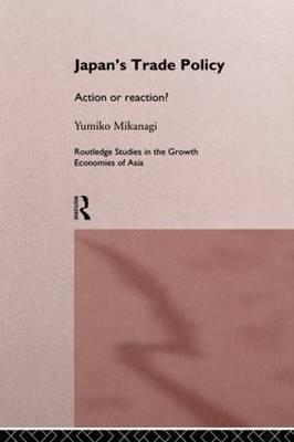 Japan's Trade Policy by Yumiko Mikanagi image