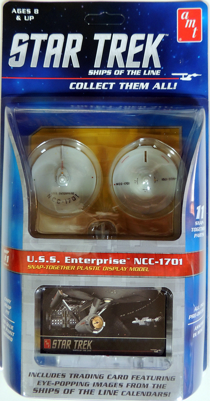 Star Trek: Ships of the Line - U.S.S. Enterprise Model Kit