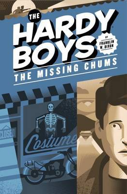The Missing Chums (Book 4): Hardy Boys by Franklin W Dixon image