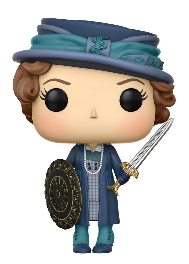 Wonder Woman Movie - Etta (Sword & Shield Ver.) Pop! Vinyl Figure image