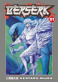 Berserk: v. 21 by Kentaro Miura