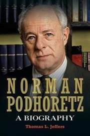Norman Podhoretz by Thomas L. Jeffers image
