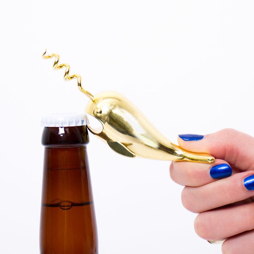 Narwhal Bottle Opener image